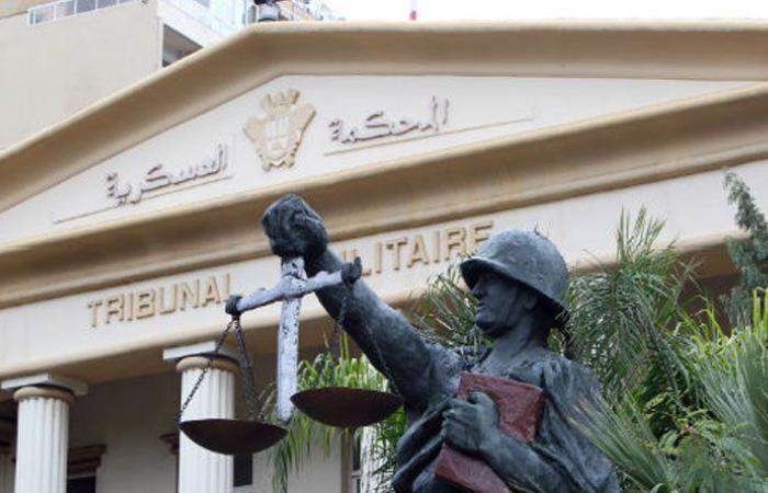 الحكم على فلسطيني بالأشغال الشاقة المؤبدة وارجاء الحكم بحق لبناني متهم بقتل عسكريين في عرسال