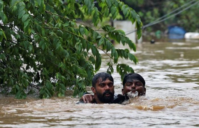 آلاف الضحايا بفيضانات القرن في الهند
