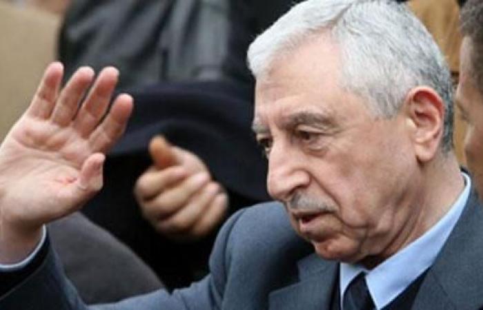 فلسطين   حواتمة: لازال الحل السياسي غير مرئي ولازالت هناك قضايا عالقة وكبرى