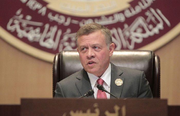 فلسطين | الملك عبدالله: الأردن لم ولن يغير مواقفه تجاه القضية الفلسطينية والقدس.