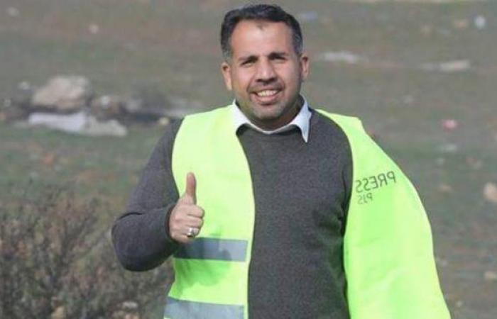 فلسطين | الاحتلال يقرر تجميد قرار الافراج عن الصحفي علاء الريماوي حتى الغد