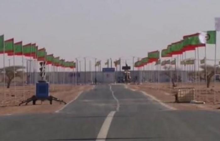 أول معبر بين الجزائر وموريتانيا منذ استقلالهما