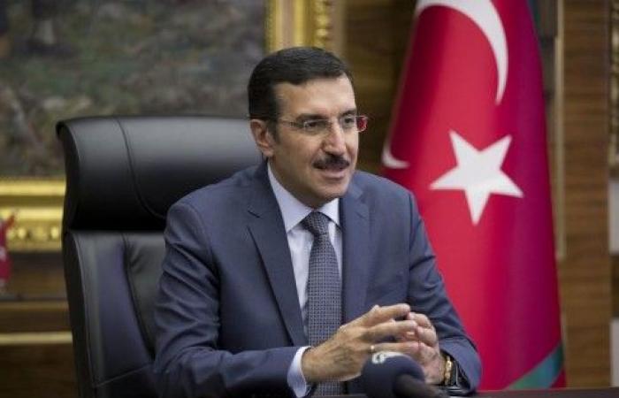 وزير التجارة التركي: سنرد بالمثل على العقوبات الأميركية إن فرضت من جديد