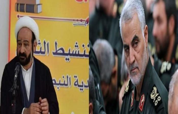 العراق   سليماني ومسؤول من حزب الله يتدخلان بتشكيل حكومة العراق