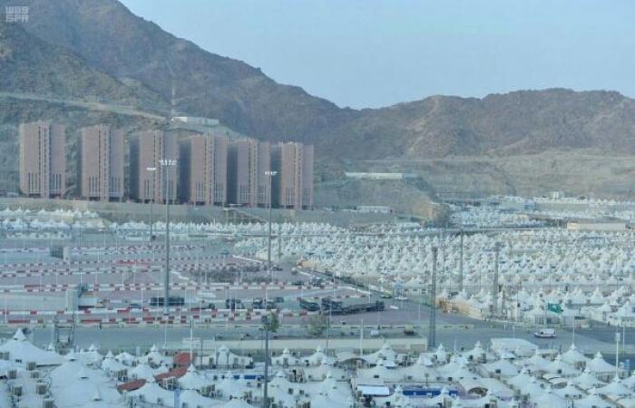اليمن | ضيوف الرحمن يبدأون اول مناسك الحج ويتوافدن الى «منى» لقضاء يوم التروية