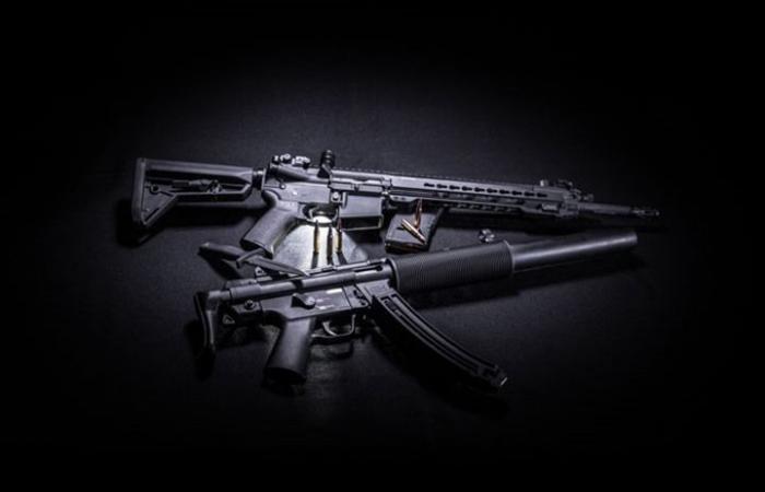 اقبال متزايد على شراء السلاح ببغداد بعد انتشار متاجر بيعها
