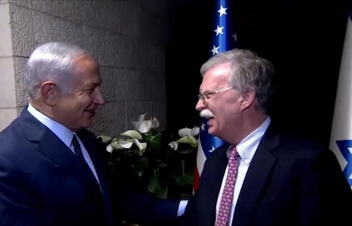 نتنياهو ممتن لواشنطن بسبب إيران