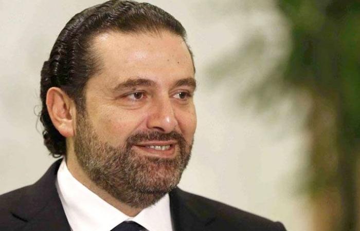 الحريري يهنئ بالأضحى: نأمل بأن تتكلل الجهود والمساعي المبذولة لتشكيل حكومة بالنجاح