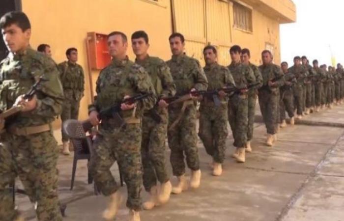 سوريا   تشكيل لواء جديد يتبع لوحدات الحماية الكردية في الرقة