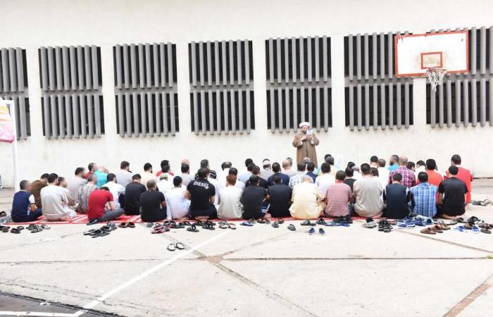 عيد الأضحى في سجن رومية