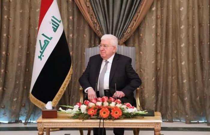 العراق | العراق.. الرئيس يدعو البرلمان للانعقاد في 3 سبتمبر