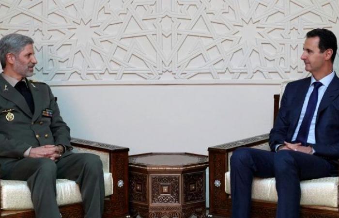 سوريا   وزير الدفاع الإيراني : وضع سوريا اليوم أفضل بكثير .. و هذا هو هدفنا من الاتفاقية الأخيرة