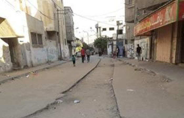 فلسطين | لهذا السبب.. استياء أهالي بلوك ٦ والمقبرة في مخيم البريج