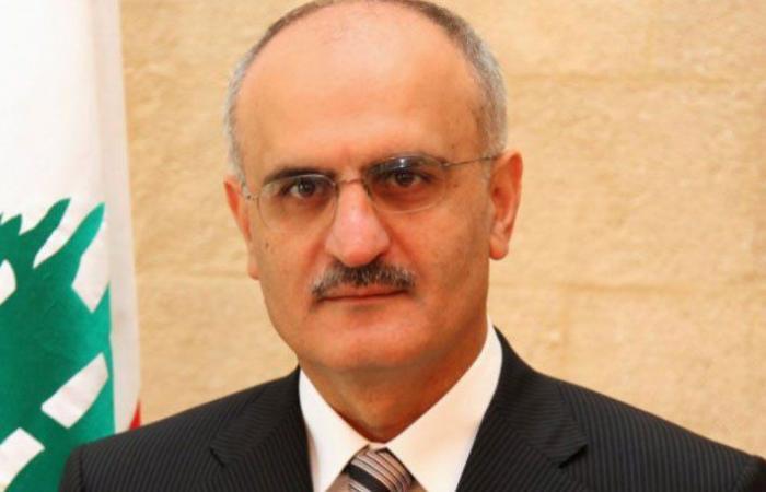 حسن خليل إلتقى مدير دائرة الشرق الاوسط في البنك الدولي