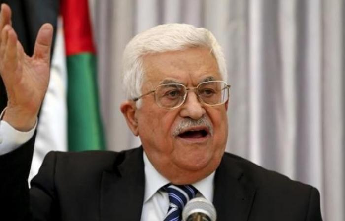 فلسطين | الرئيس عباس يستقبل وفدا من الأكاديميين الإسرائيليين