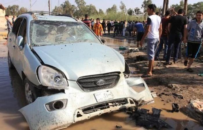 العراق   العراق.. مقتل 7 بانفجار سيارة مفخخة في الأنبار