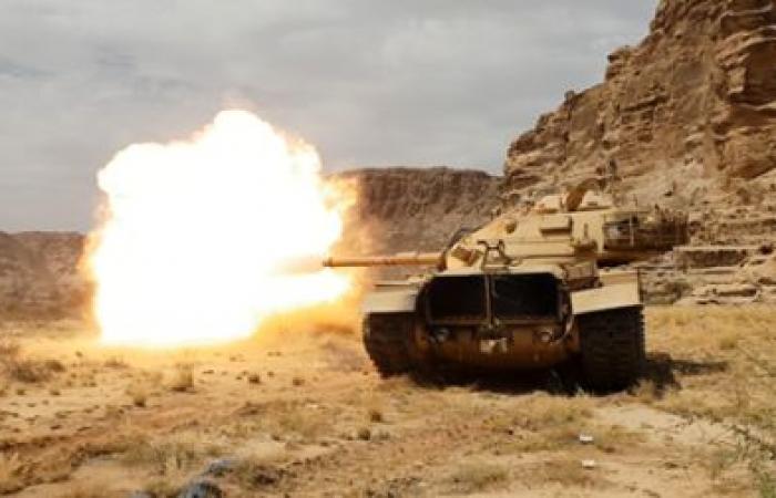 اليمن | نيران الجيش تحصد عدد من قيادات المليشيا غربي صعدة _اسماء