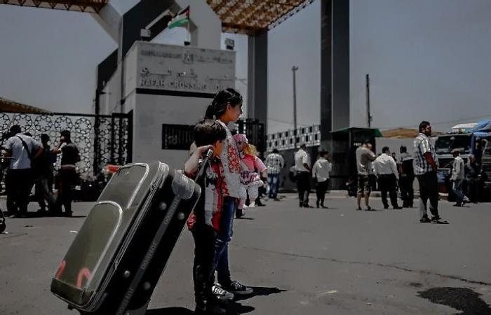فلسطين   الداخلية في غزة توضح آلية السفر عبر معبر رفح ليوم الخميس