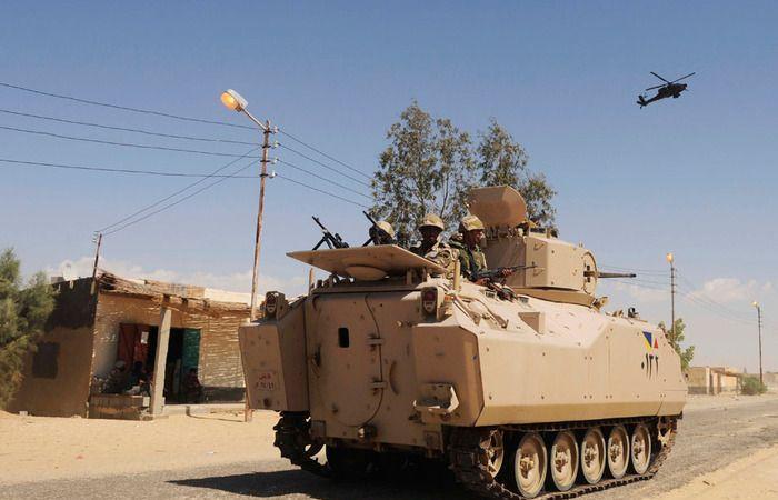فلسطين | مصر : مقتل 20 مسلحًا في سيناء وغربي مصر