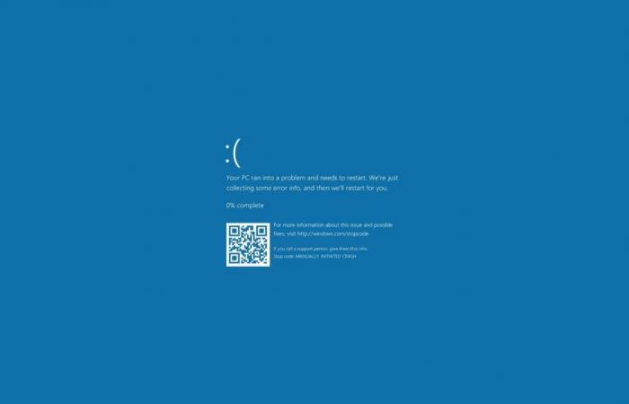 أسباب ظهور الشاشة الزرقاء في ويندوز 10.. وطرق إصلاحها