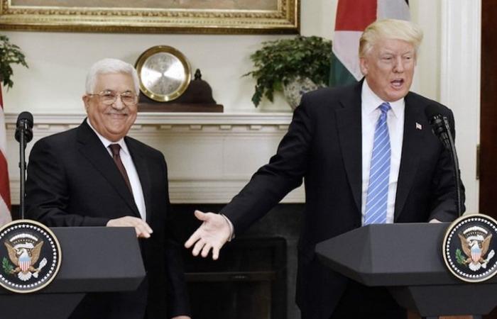 فلسطين   الرئيس عباس يشترط تقديم تنازلا سياسيا ... ترامب يدعو الرئيس عباس للقائه الشهر الجاري