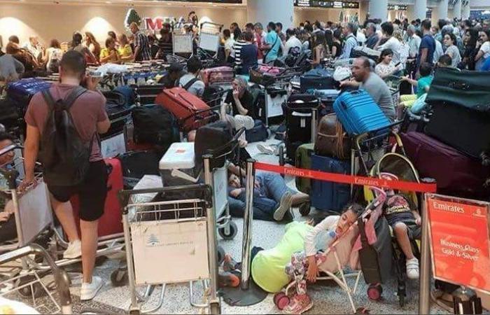 """تفاصيل أزمة مطار بيروت… فنيانوس: ننتظر التحقيق لتحديد تعويضات """"سيتا"""" على المتضررين"""