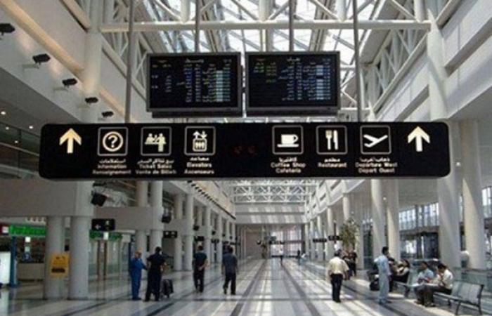 إجتماع طارئ في المطار مع شركة SITA