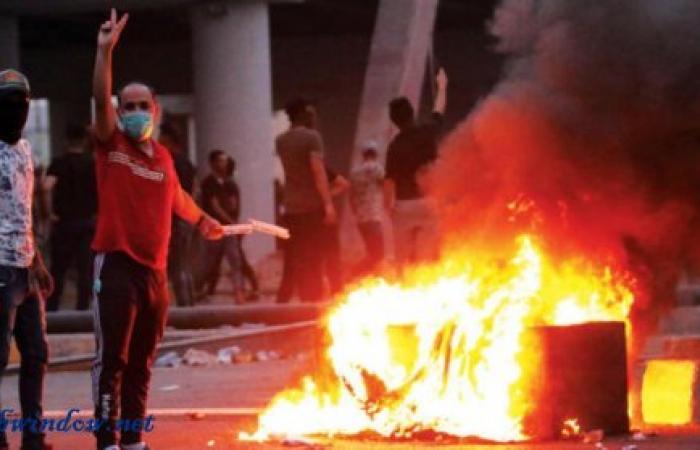 إحراق أوراق المشروع الإيراني في البصرة