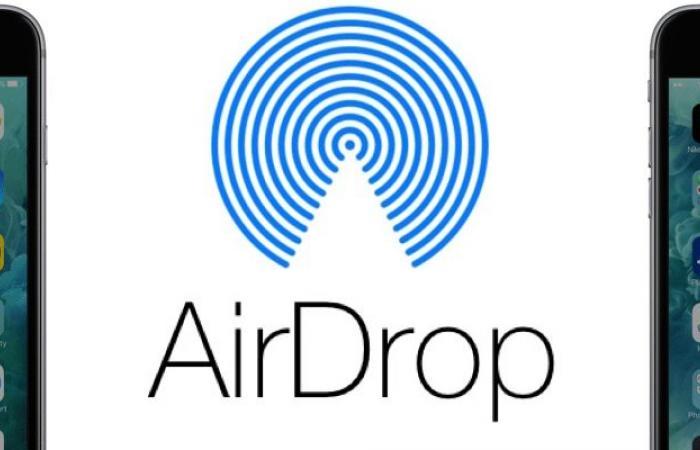 كيفية تشغيل AirDrop لمشاركة الملفات على آيفون وآيباد