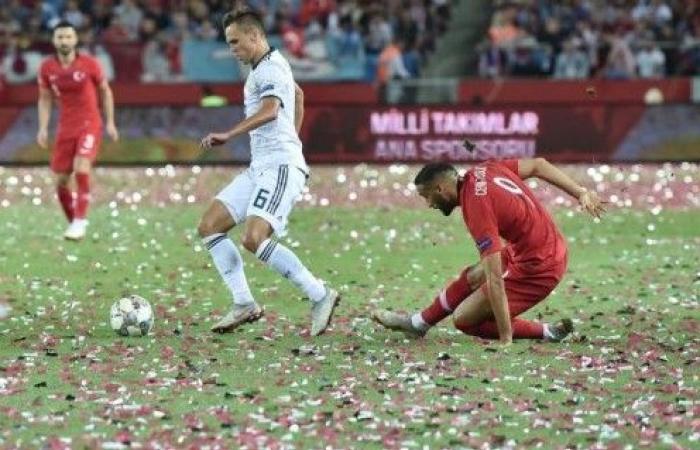 دوري الأمم الأوروبية: روسيا تُسقط مضيفتها تركيا