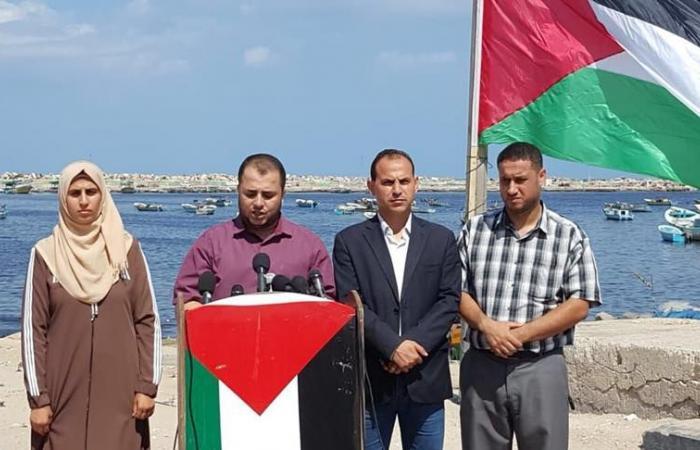 فلسطين | الحراك الوطني يُحذر من تبعات استمرار الحصار المفروض على غزّة