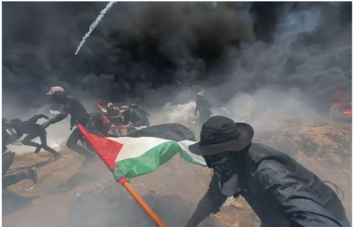 فلسطين   تقدير إسرائيلي : حماس ستسخن حدود غزة ردا على فشل التهدئة