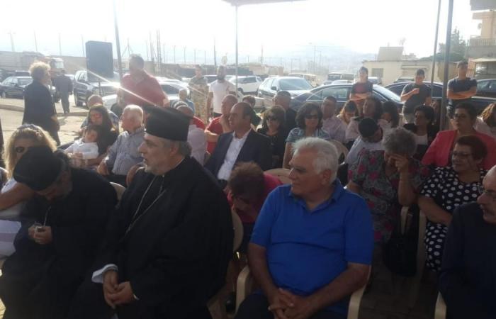 البطريرك يوحنا العاشر يبدأ زيارته الرعائية الى أبرشية زحلة وبعلبك