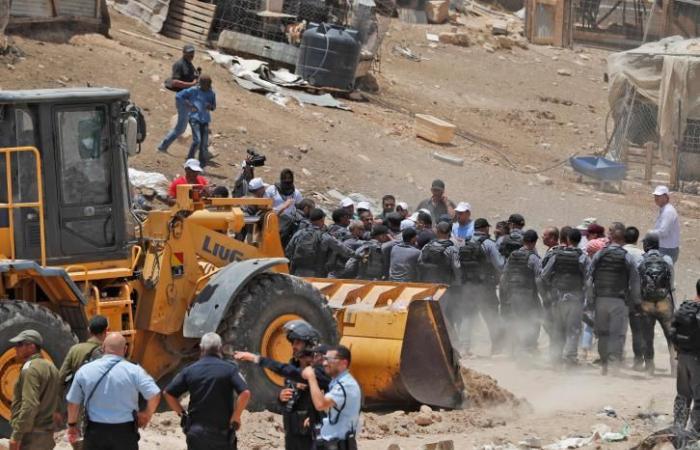 فلسطين | الاتحاد الأوروبي: هدم الخان الأحمر ستكون له عواقب خطيرة