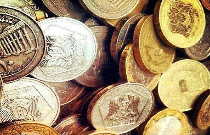 """سوريا   مصرف بشار الأسد المركزي يعلنها رسمياً : """" الخمسين ليرة أصبحت معدنية """" ( صور )"""