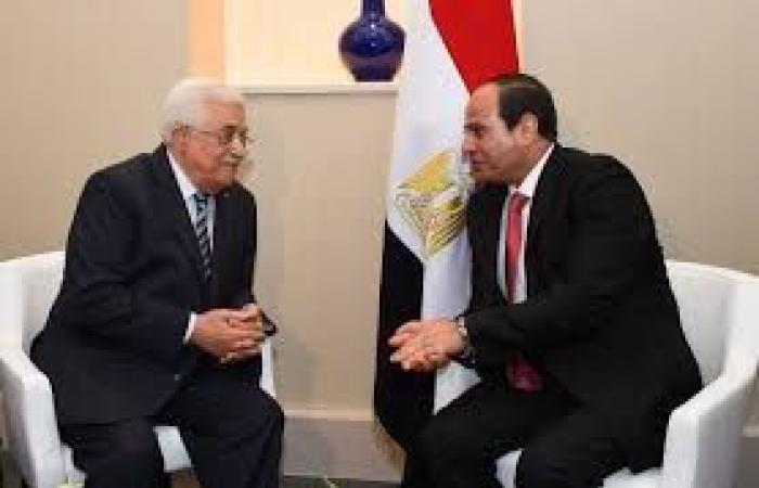 فلسطين | الرئيس يلتقي بالرئيس المصري قبل خطابه في الأمم المتحدة