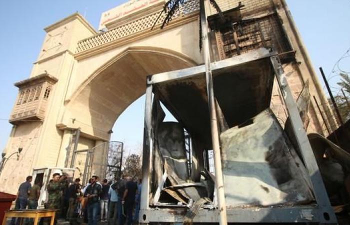 العراق   العراق.. رفع حظر التجوال في البصرة بعد ليلة هادئة