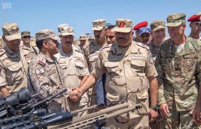 مصر | بمشاركة السعودية.. مصر تستضيف أكبر مناورات في المنطقة