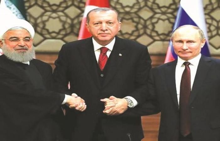 سوريا | أردوغان يغرد : لن نتفرج على اللعبة التي تتجاهل قتل عشرات الآلاف من أجل مصالح النظام السوري