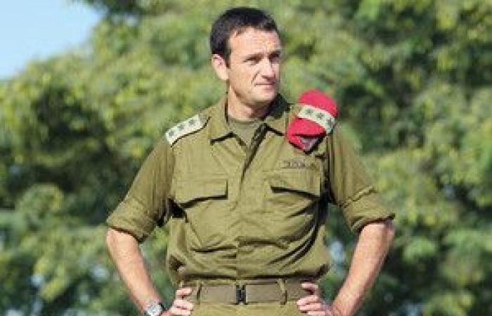"""فلسطين   قائد """"المنطقة الجنوبية"""" في جيش الاحتلال يستبعد التهدئة مع حماس"""