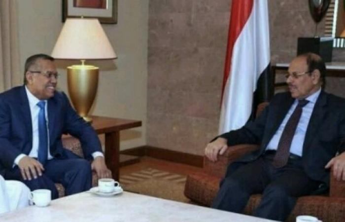 اليمن   تفاصيل رسالة عاجلة بعثها «بن دغر» لـ«علي محسن الأحمر»