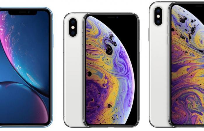 مقارنة بين هواتف آيفون iPhone XS و iPhone XS Max و iPhone XR