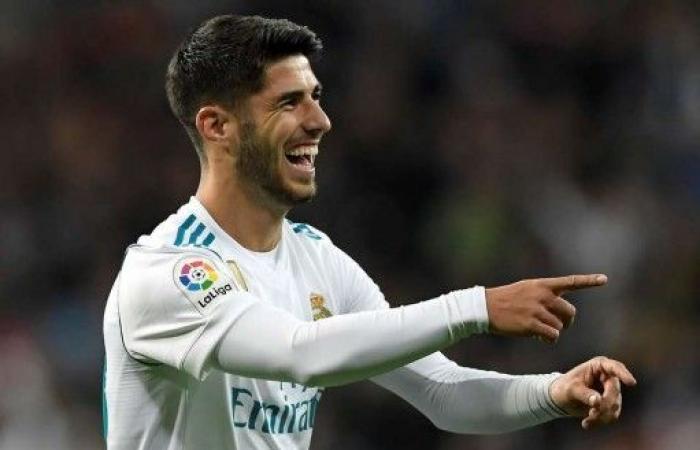 نجم ريال مدريد يرفض برشلونة وتوتنهام