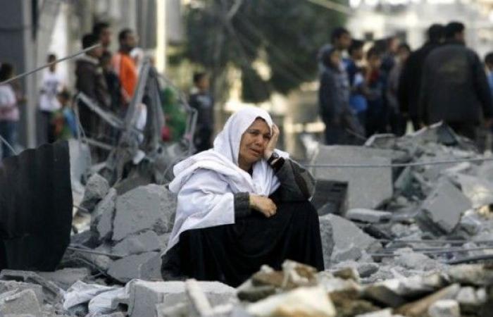 فلسطين | الحساينة: منح إعمار جديدة لأصحاب المنازل المهدمة كليا في غزة