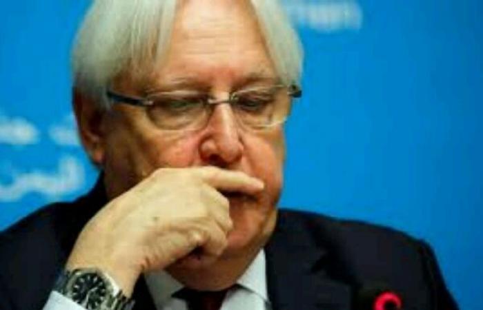 اليمن | جماعة الحوثي تصف الأمم المتحدة بـ«العاجزة».. وهذا خلاصة لقاء «غريفيث» بوفد الجماعة في «مسقط»