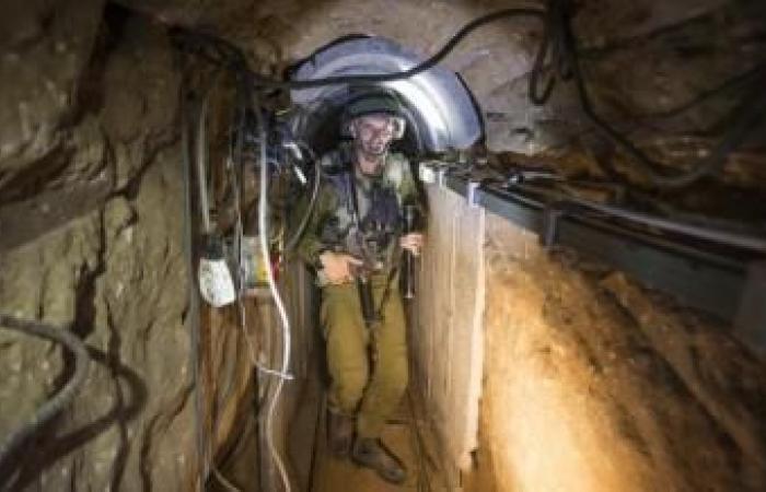 فلسطين | ضابط إسرائيلي: المنظومة المضادة لأنفاق غزة لن تمنع خطرها نهائياً