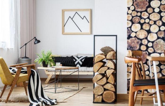 صور ديكورات خريفية في غرف المعيشة العائلية