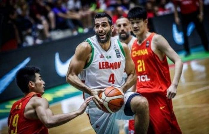 """الاتحاد الدولي لكرة السلة """"FIBA"""" مذهول بالمنتخب اللبناني"""