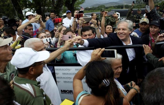 """""""الدول الأميركية"""" تلوح بالتدخل العسكري في فنزويلا"""
