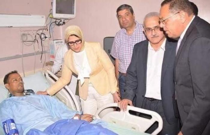 مصر   غموض بسبب وفاة 3 مصريين وإصابة 13 بجلسة غسيل كلوي